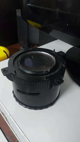 Heavy Projector lenses for science experiments and projects