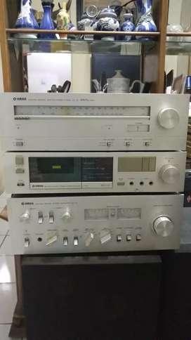 Tape Deck Vintages merk Yamaha Original sdh 220 Volt