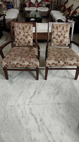 Pair of Sofa Chairs