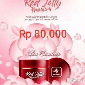 Kosmetik RK GLOW by viral kosmetik RED JELLY DLL