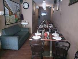 A Well Running Restaurant for Sale in JN Road, Rajahmundry