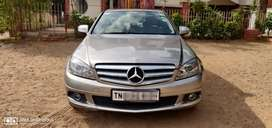 Mercedes-Benz C-Class 2008 Diesel Brand New Look ! Excellent Condition