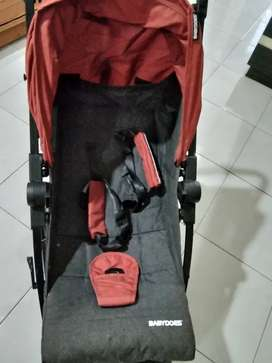 Stroller baby baby does
