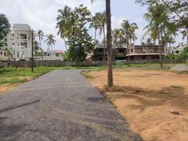 THRISSUR 4 KM NEW HOUSE PLOT 1 cent 475000