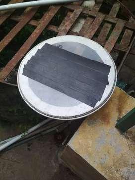 Skind floor drum