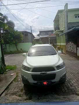 Chevrolet captiva facelift Diesel 2012 #bukan crv,harrier,fortuner,ras