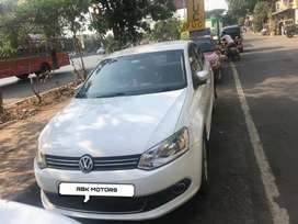 Volkswagen Vento 2012 Petrol Well Maintained