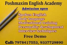 spoken English institute at Bhubaneswar