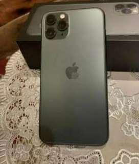 Iphone 11 pro max 256 gb 6 Months used only