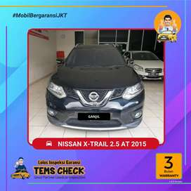 Nissan xtrail  2015 matic