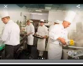 Available  Kitchen staff  Cook Chef Helper Waiter & Restaurant STAFF