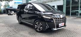 Toyota Alphard 2.5 G AT 2018 ANTIK!!! LOW ODOMETER FULL ORI