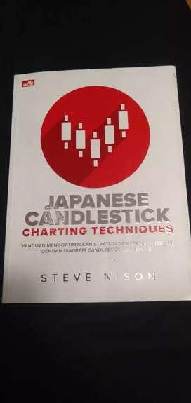 Buku tentang candlestick saham Yang lagi populer