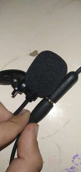 Sony EX-7 coller microphone for Shoots