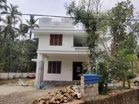 Modern  1900 sqft. 3bhk   New  Villa 85 lacs  Mundur Thrissur