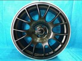 kredit murah velg jazz racing R18x8 h4x100 type wurzburg
