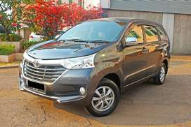 Grand New Avanza G Manual M/T 2017 KM 10rb, Terima DP Pake Motor