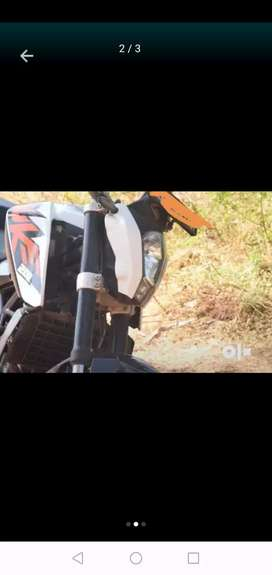 KTM Duke 200 2015 Good Condition