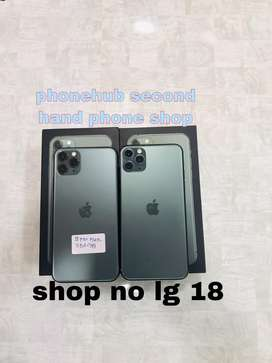 iphone 11 pro max 64/256gb