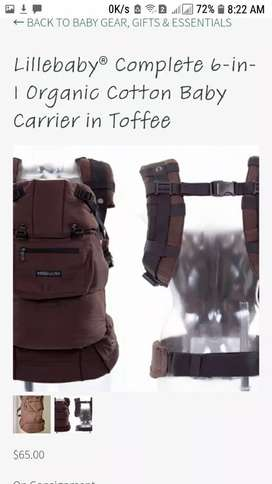 Baby carrier imported