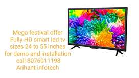 Brand New OLED LED TV 40 Inches available for sale