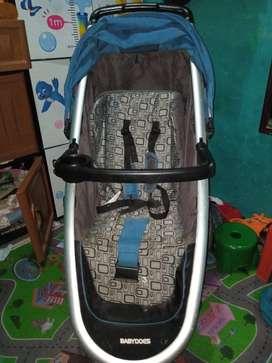 stroller bayi merk baby does