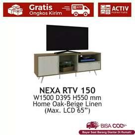 Rak TV / Meja TV NEXA RTV 150 | Baru | COD