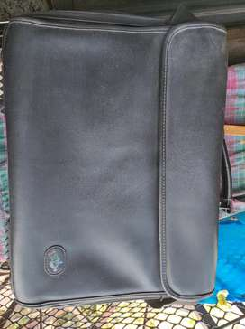 Laptop bag 15 inch,  Pure Leather