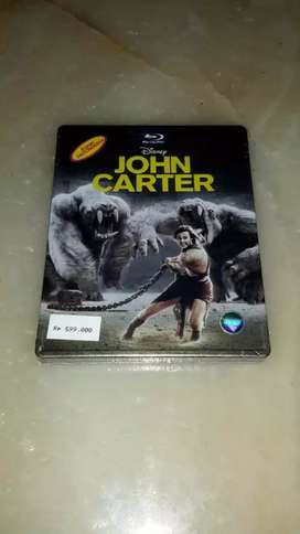 Bluray Steelbook John Carter.