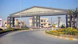 DHA 3 New Pindi 1 Kanal Plot For Sale in Sector E