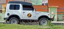 Suzuki katana putih