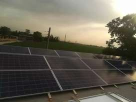 Solar system for home and offices