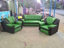Brand New Cushion Sofa Set For Sale [3+1+1]