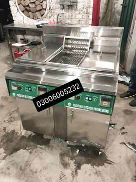 Deep fryer havy duty made  we hve pizza oven,counter