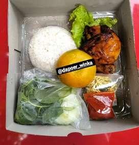 Aneka Ayam Bakar Madu ( Nasi Boxssss )