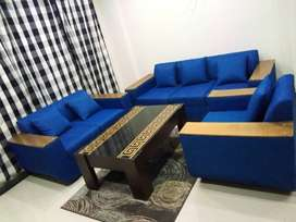 2 Bedroom Furnished Flat for Rent on Daily, Weekly Basis