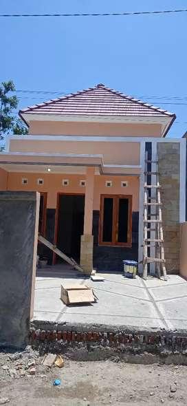 Rumah Syuhada Permai Depan Campuz Biru AMNI