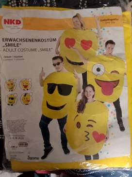 Smile Emoji Costume