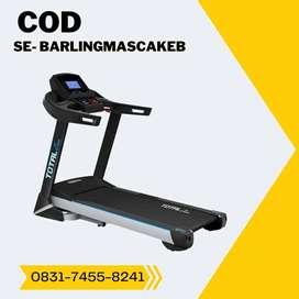 treadmill elektrik tl 199 treadmil auto incline COD Banyumas