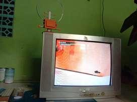 "Tv 29 "" tabung merk advance"