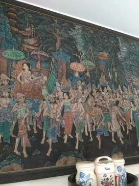 Lukisan klasik Bali