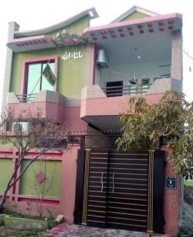 5 Marla DS House at Alhamad City 505 Road Burewala