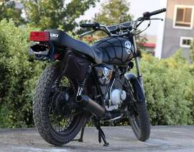 Suzuki GS-150 Modified