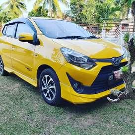 Toyota Agya G Trds 2018 kwece