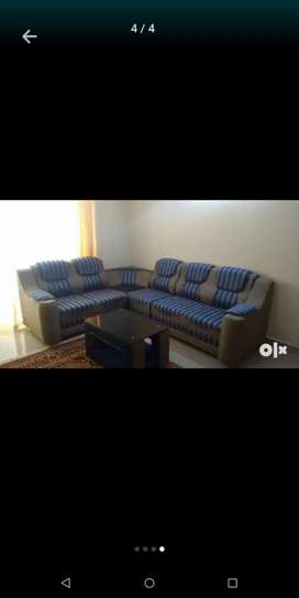 Corner  sofa available just 18000