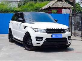 [OLX Autos] Land Rover Range Rover Sport 2014 3.0 AT Putih #Toko Mobil