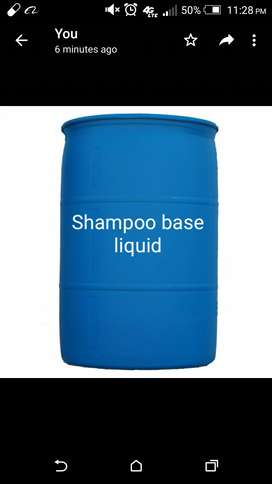 Shampoo base for indsutries