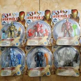 action figure iron man 3