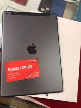 Apple ipad 7 generation (256gb) wifi + celular in warranty