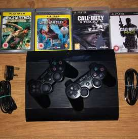 Ps3 Console brand new condition with all accessories